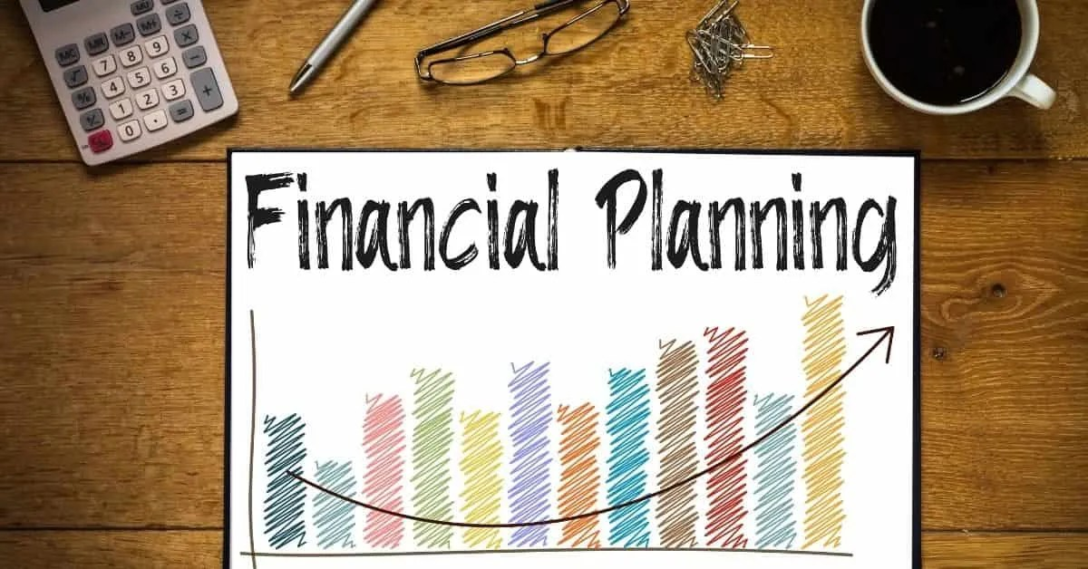 Financial Tips- financial planning graph