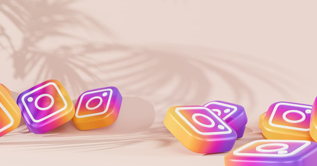 How to make money on Instagram- pic of icons