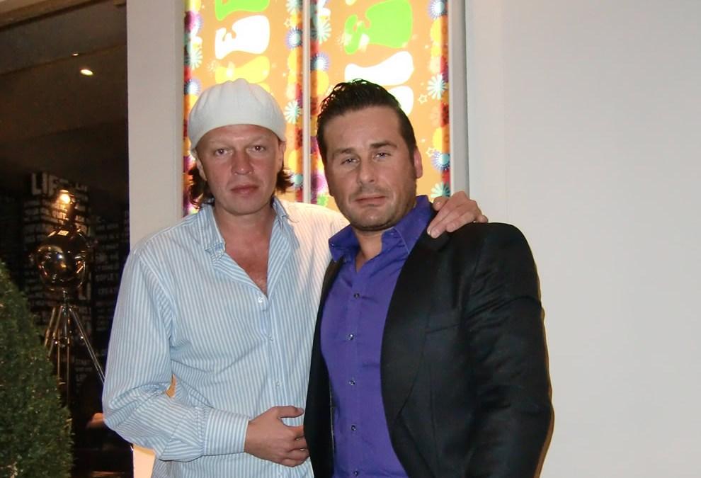 Stefan Hollenberg (NOH-Club-Gründer, Event-Legende und Visionär) Special Friend of Mister UniQue