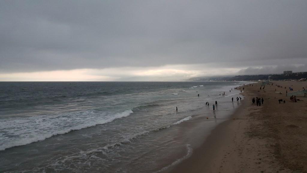 Nochmal einen Blick über das Wasser schweifen lassen….dem Meer lauschen und träumen…