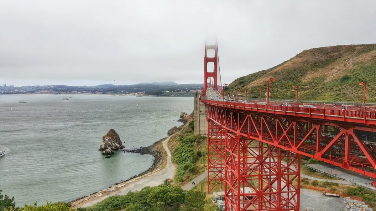 San Francisco oder wie es diese Stadt geschafft hat, dass ich mich in sie Herz über Kopf verliebt habe