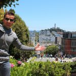 USA 2015 - San Francisco - Lombard Street