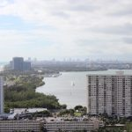 Ausblick auf Miami Beach