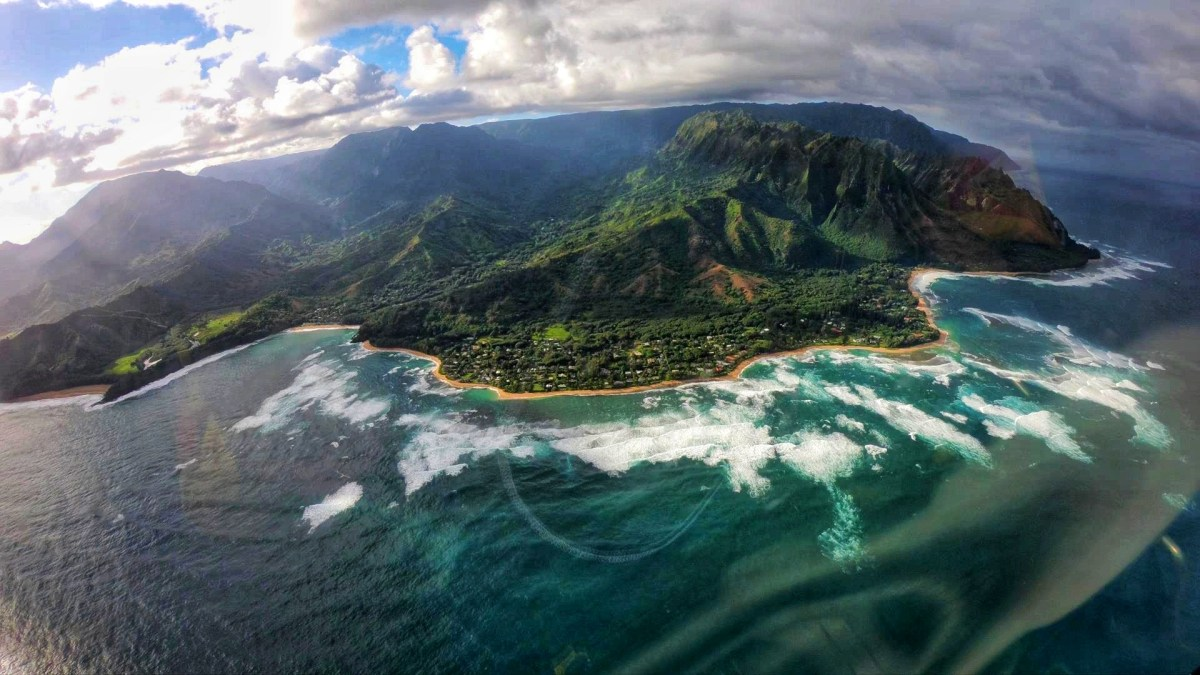 "Kaua'i – Der Garten Eden oder ""Welcome To The Jungle"""