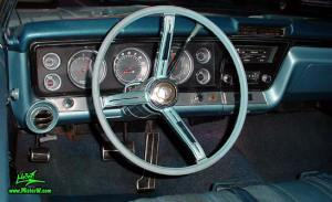 Dash, Speedometer & Odometer of a 1967 Chevrolet Impala