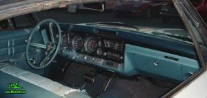 67 Chevy Impala Coupe Dashboard & Interior   1967