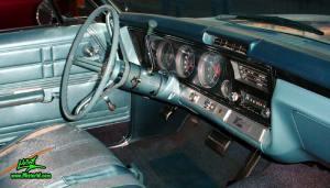 1967 Chevrolet Impala Steering Column & Dash Board   1967
