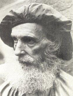 Spisovatel Alberto Vojtěch Frič