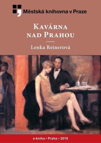 Kniha: Kavárna nad Prahou