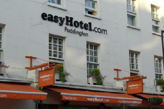 Easy Hotel Paddington recensione