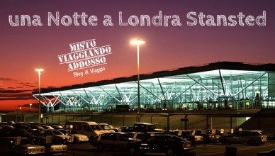 dormire all'aeroporto di londra stansted