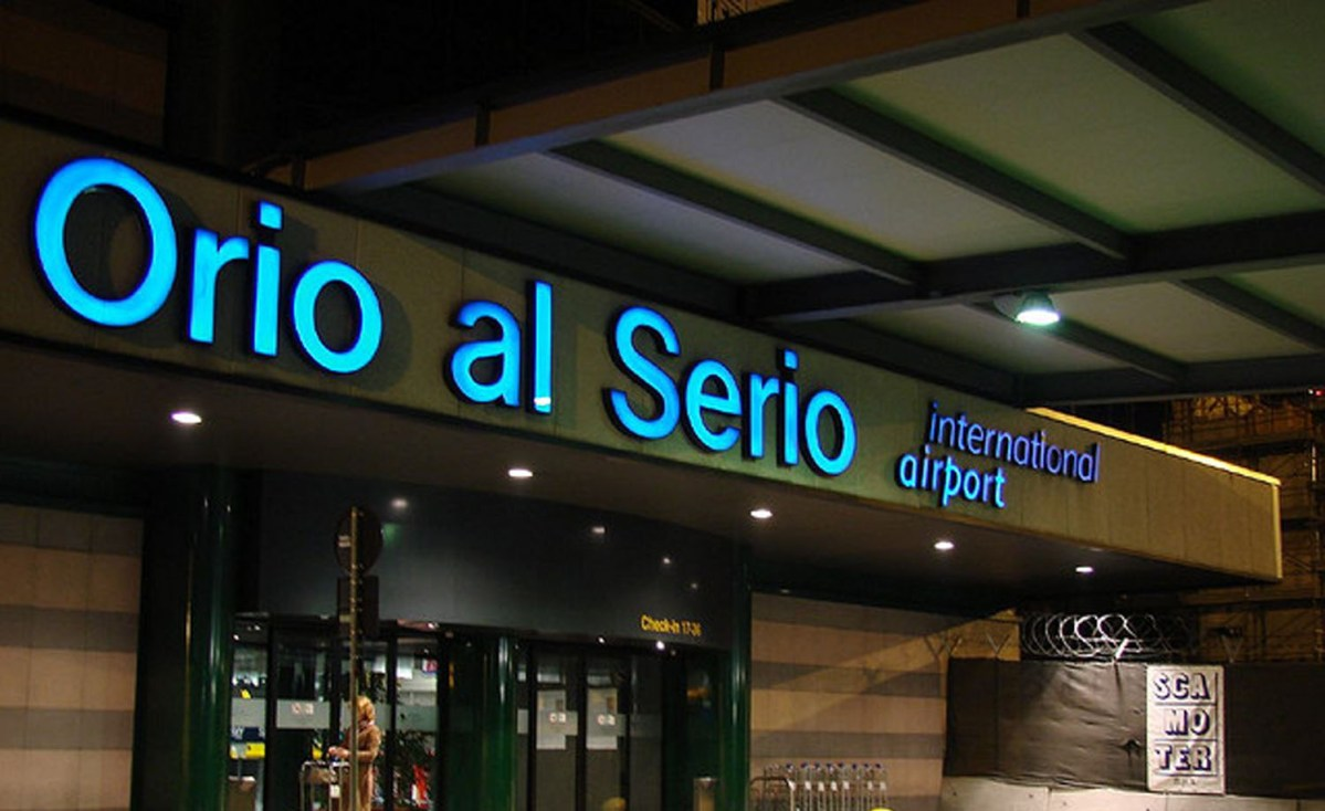Una Notte all'Aeroporto di Milano - Bergamo - Orio al Serio