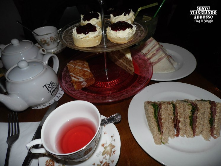 Natale a Londra - Afternoon Tea - Tea & Tattle