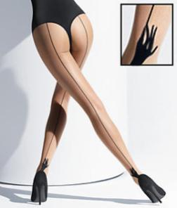 Wolford Seamed Stockings. http://www.wolfordshop.com/hosiery/stay-ups