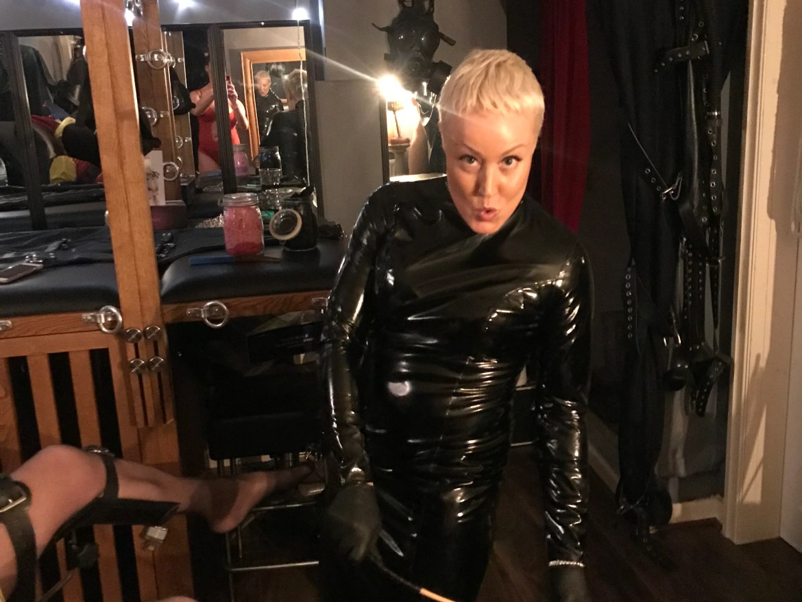 The Leeds BDSM Playroom. Home to the Leeds Mistresses.