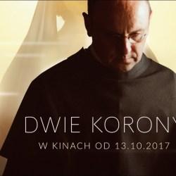 """""""Dwie korony"""" - film o św. Maksymilianie Kolbe niebawem w kinach"""
