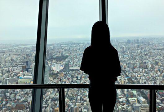 Tokyo Skytree, 350th floor