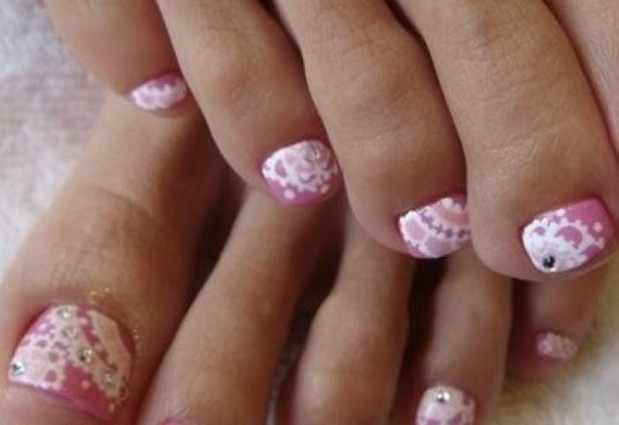 Ideas Para Decorar Las Uñas De Rosa Mis Uñas Decoradas