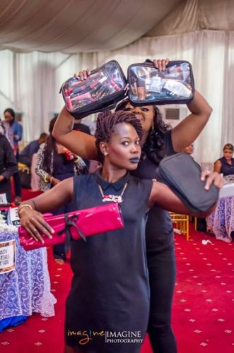 Abuja Blues – MAGN and Abuja Makeup Fair 5 in pictures