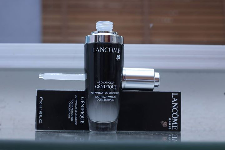 Swatches from Lancome Paris and Review(s).