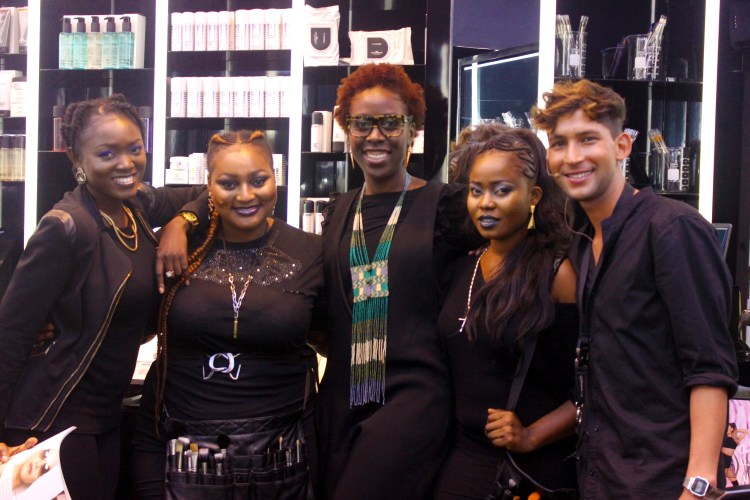 MAC Cosmetics 2016 Trends Presentation in Pictures.