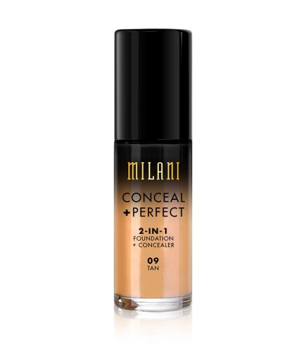 Milani Foundation Review – Conceal + Perfect 2-in-1 Foundation + Concealer