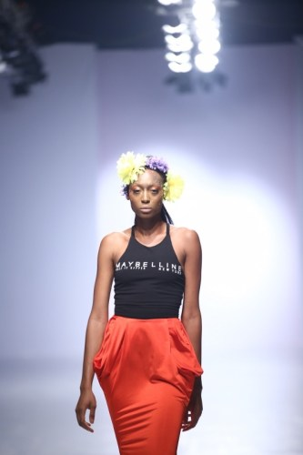 Heineken Lagos Fashion and Design Week 2016 – Maybelline