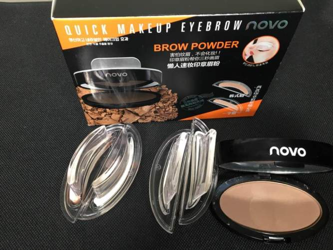 Eyebrow Stamp Review
