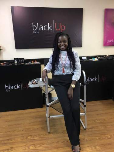 BlackUp Paris Makeup Masterclass with Joyce Jacob | 2019.