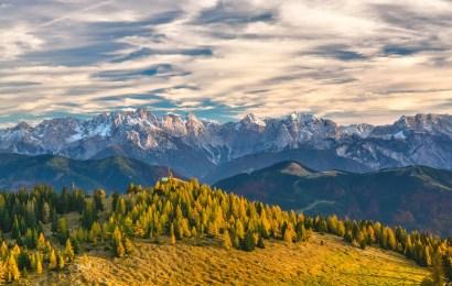 Berge geben uns Kraft