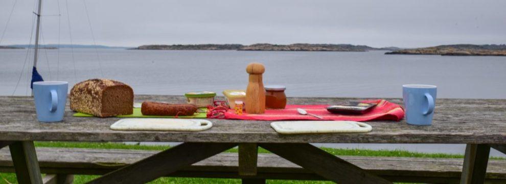 Frühstück in Kullavik