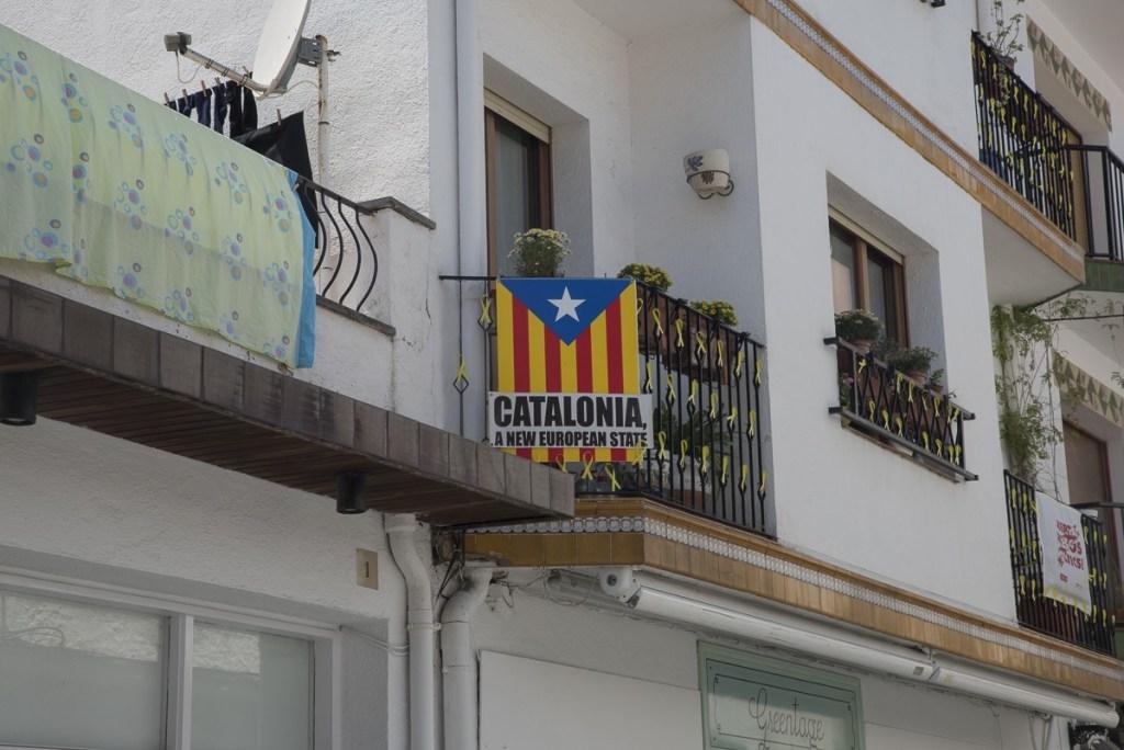 Katalonien - Tossa de Mar
