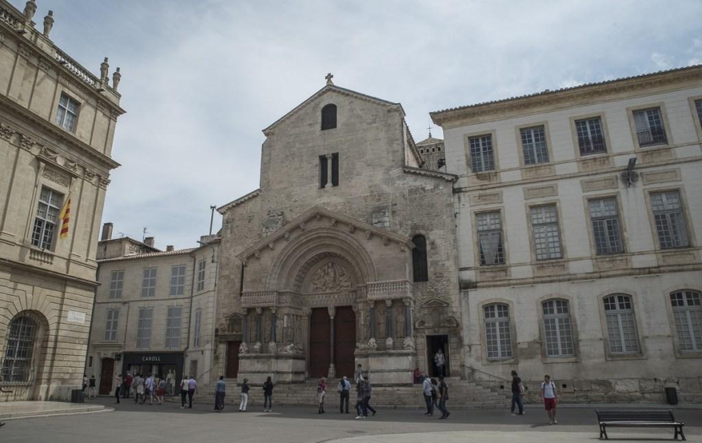 Èglise Saint-Trophime - Portal - Arles