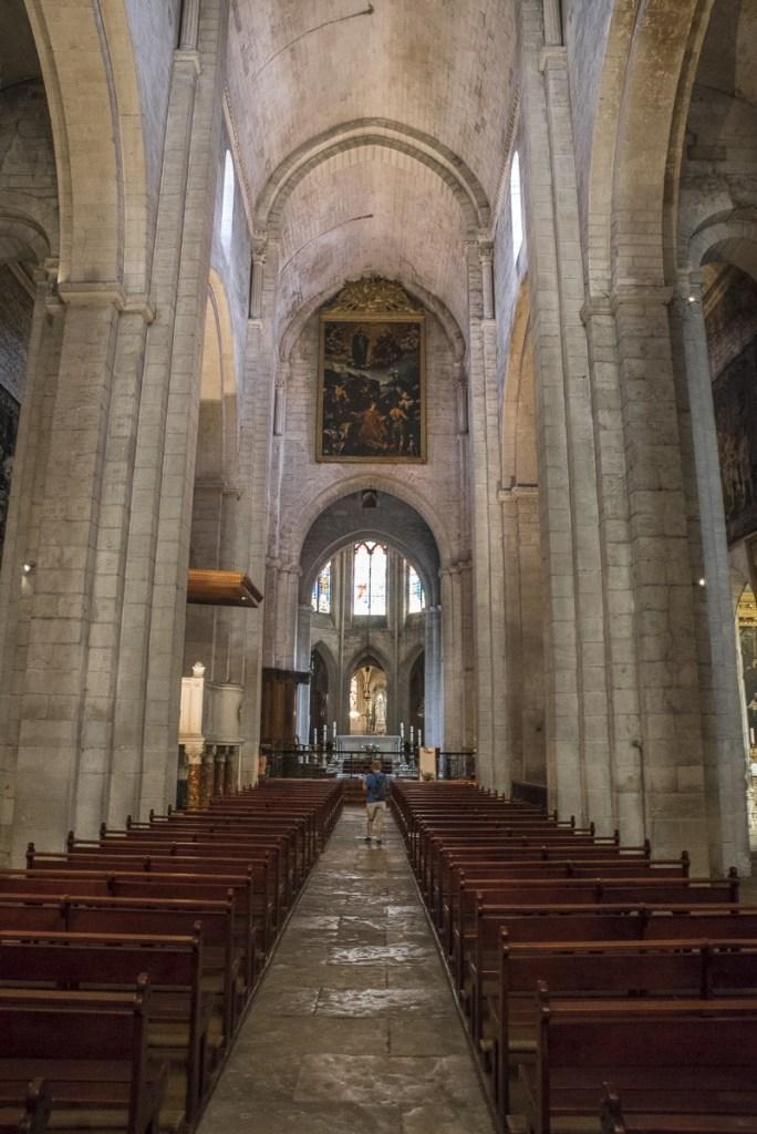 Èglise Saint-Trophime - Mittelschiff - Arles