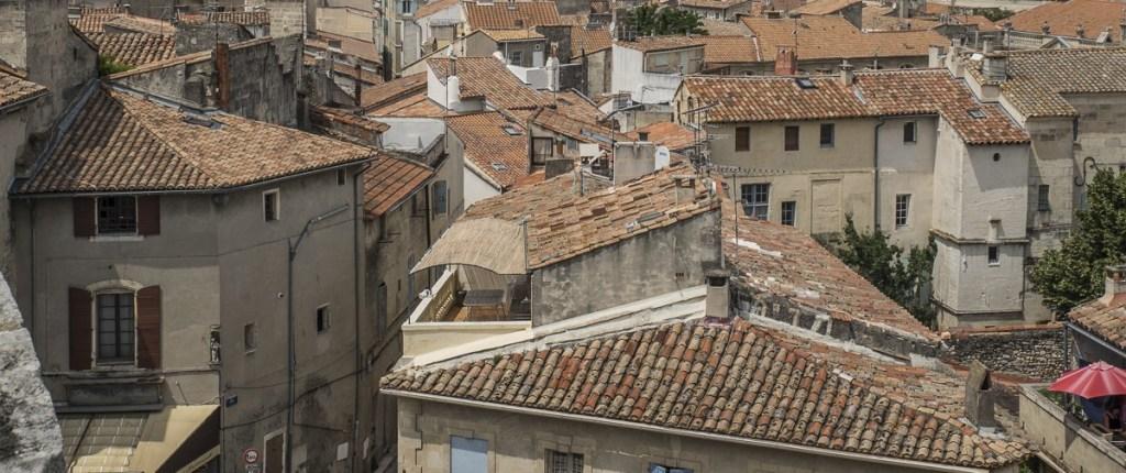 Arles - vom Nordturm der Arena