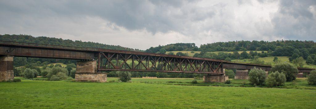 Eisenbahnviadukt