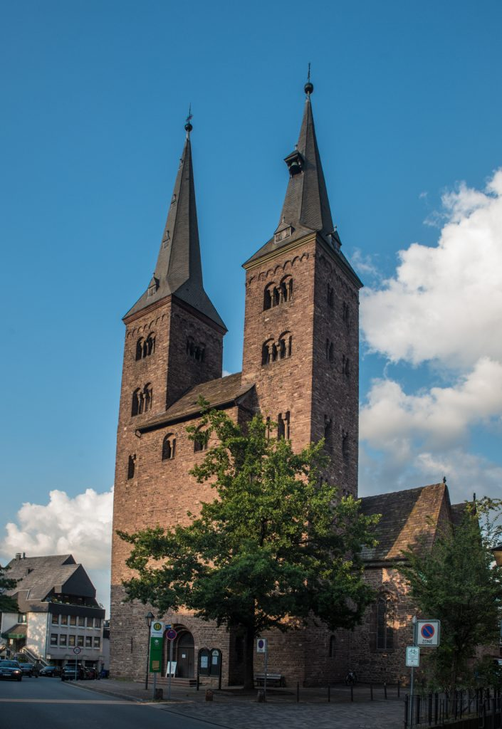 Westportal - Kilianikirche Höxter