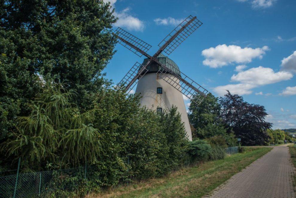 Windmühle Tündern