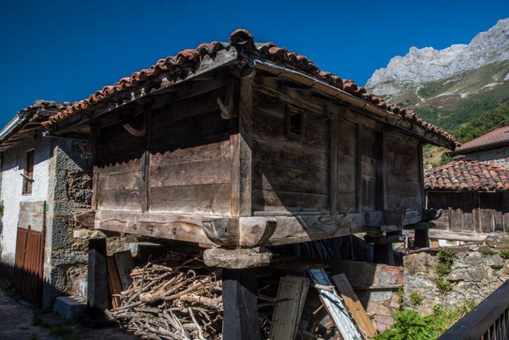 Altes in Posada de Valedón - Picos de Europa
