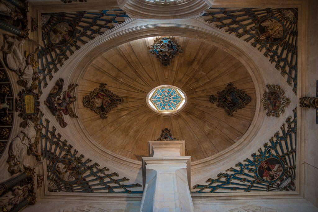 Kuppel - Capilla de la Natividad de la Virgen María