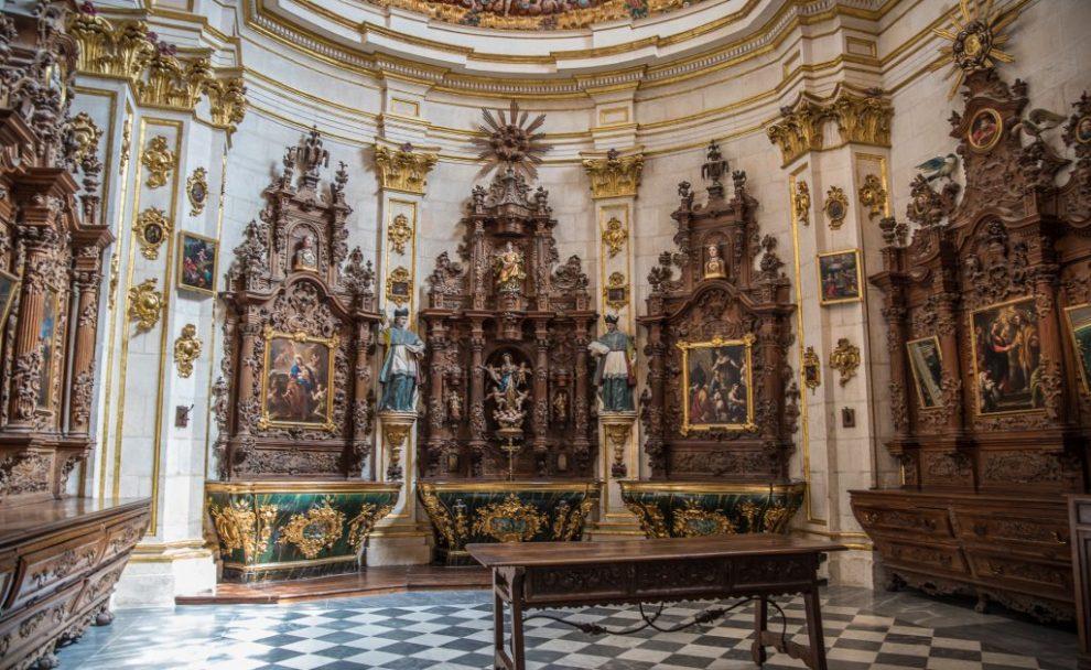 Altar Sacristía Mayor - Catedral de Santa María Burgos
