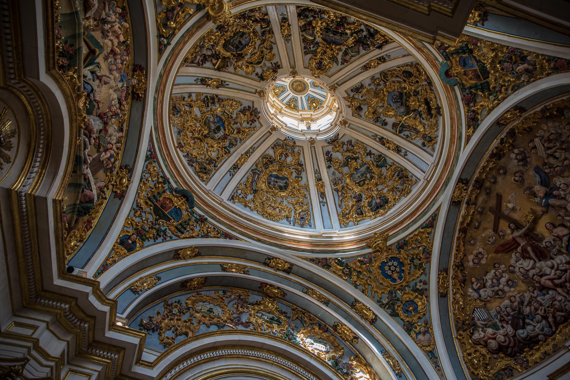 Kuppel Sacristía Mayor - Catedral de Santa María Burgos