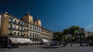 Plaza Mayor - Segovia