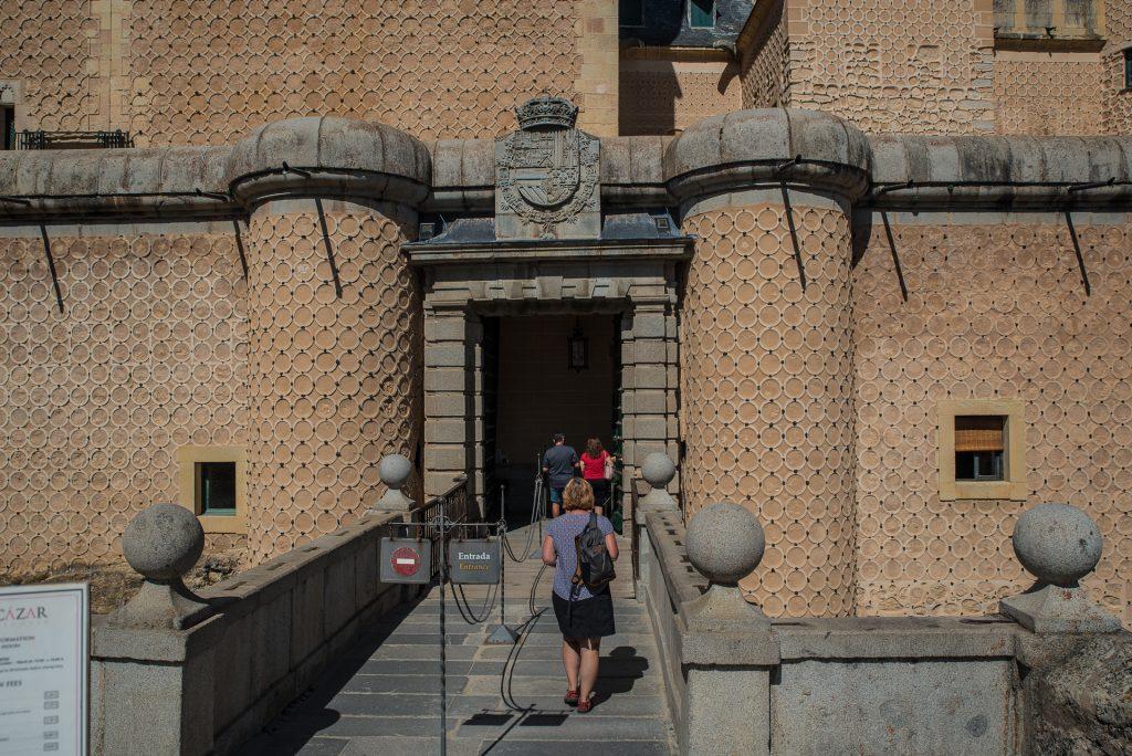 Burgtor - Alcázar de Segovia