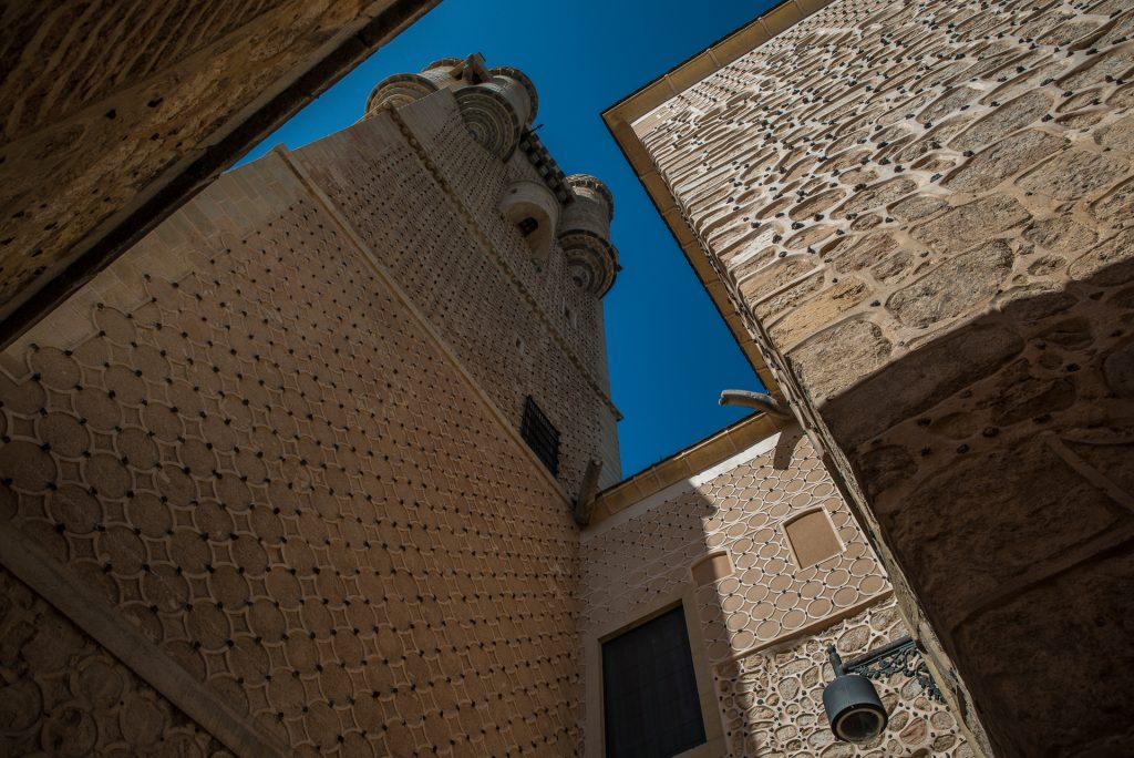 Torre Juan II - Alcázar de Segovia