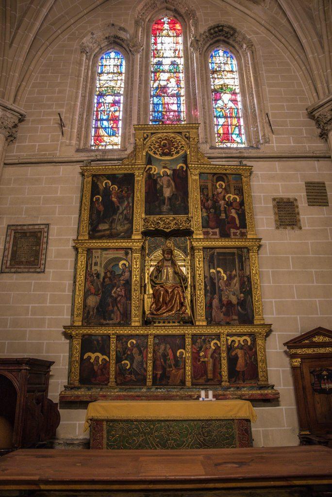 Capilla de San Eugenio - Kathedrale Toledo