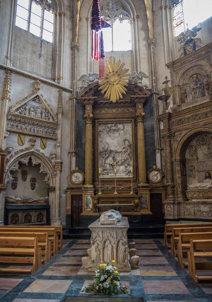 Capilla de San Ildefonso - Kathedrale Toledo