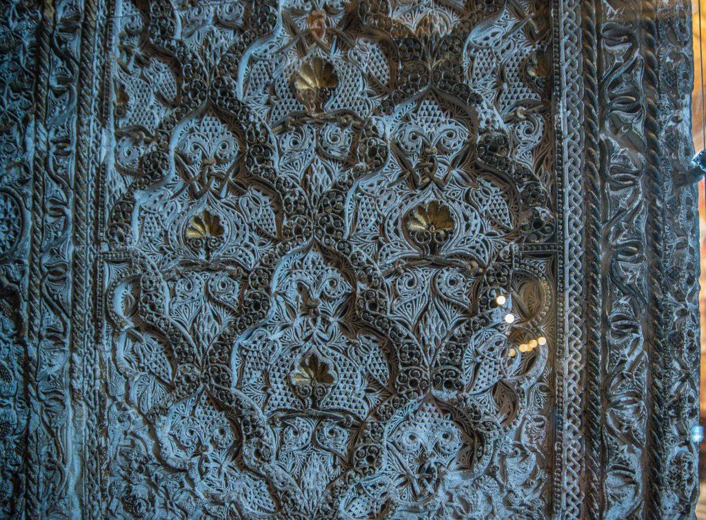 Wandstuck Artesala - Kathedrale von Toledo