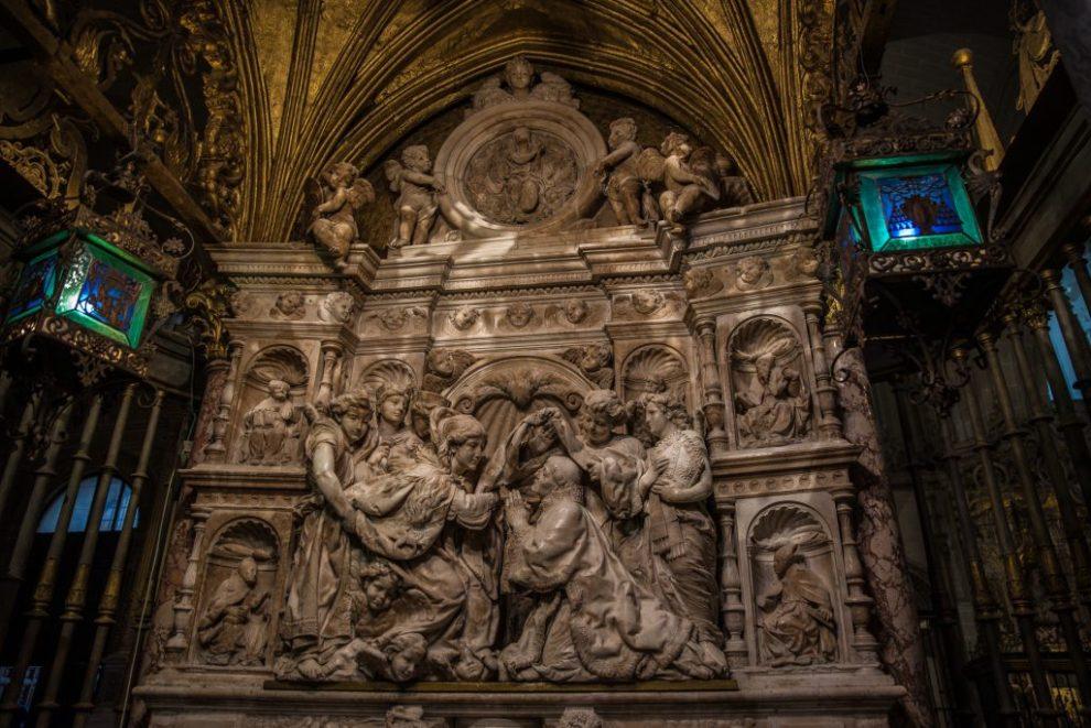 Altar Capilla de la Descención - Kathedrale von Toledo