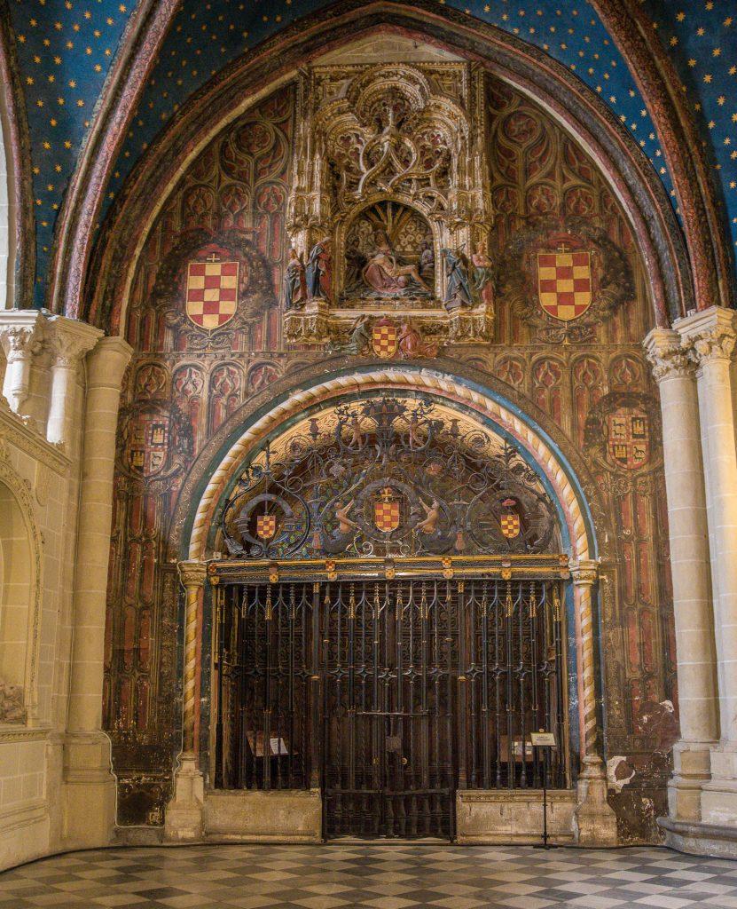 Capilla Mozárabe - Kathedrale Toledo